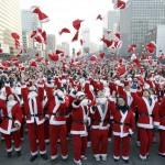 La vigilia di Natale nel mondo