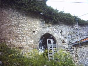 castello ingresso