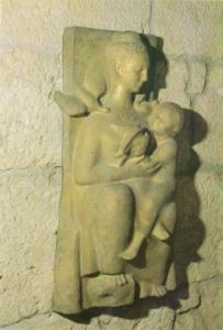 mastroianni madonna della pace chiosto abbazia casamari
