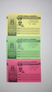 biglietti mensa