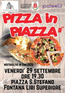pizza in pizazza