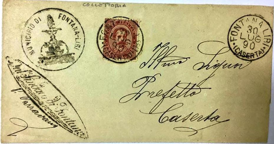 missiva 1890
