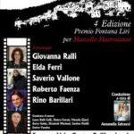 Premio Fontana Liri per Marcello Mastroianni
