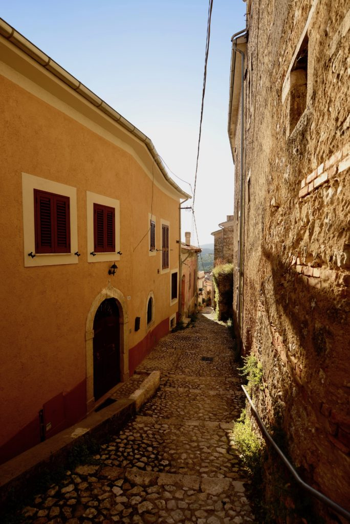 vicolo centro storico